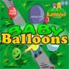 Lade das Flash-Spiel Baby Balloons kostenlos runter
