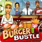 Lade das Flash-Spiel Burger Bustle kostenlos runter