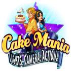 Lade das Flash-Spiel Cake Mania: Lights, Camera, Action! kostenlos runter
