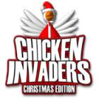 Lade das Flash-Spiel Chicken Invaders 2 Christmas Edition kostenlos runter