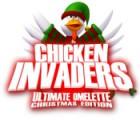Lade das Flash-Spiel Chicken Invaders: Ultimate Omelette Christmas Edition kostenlos runter