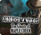 Lade das Flash-Spiel Enigmatis: The Ghosts of Maple Creek kostenlos runter