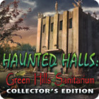 Lade das Flash-Spiel Haunted Halls: Green Hills Sanitarium Collector's Edition kostenlos runter