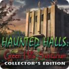 Lade das Flash-Spiel Haunted Halls: Green Hills Sanitarium Collector's Edition kostenlos runter