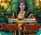 Lade das Flash-Spiel Hidden Mysteries: Royal Family Secrets kostenlos runter