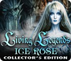 Lade das Flash-Spiel Living Legends: Ice Rose Collector's Edition kostenlos runter