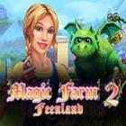 Lade das Flash-Spiel Magic Farm 2 - Feenland kostenlos runter