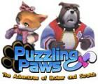 Lade das Flash-Spiel Puzzling Paws kostenlos runter