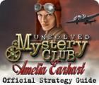 Lade das Flash-Spiel Unsolved Mystery Club: Amelia Earhart Strategy Guide kostenlos runter