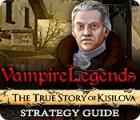Lade das Flash-Spiel Vampire Legends: The True Story of Kisilova Strategy Guide kostenlos runter